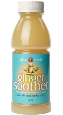 The Ginger People - Ginger Soother Drink 335ml