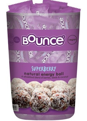Bounce Energy Balls Superberry Box 40x42g