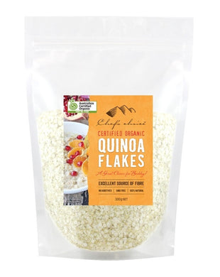 Chef's Choice Organic Quinoa Flakes 300g