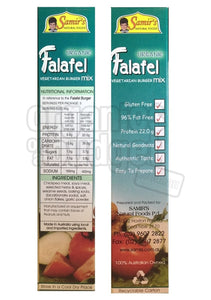 Samir's Natural Foods Organic Falafel Mix 200g