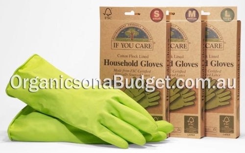 If You Care FSC Certified Household Gloves (Large)