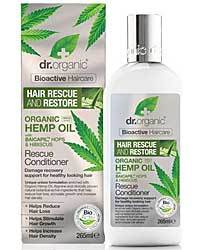 Dr Organic Hemp Conditioner 265ml
