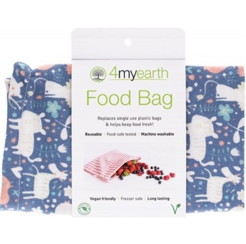 4MyEarth Food Bag Animals - 25x20cm - 1