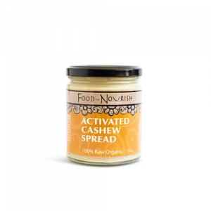 Food to Nourish Spread Activated Cashew 225g