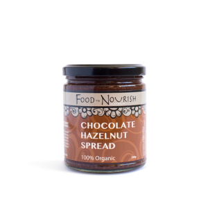 Food to Nourish Spread Chocolate Hazelnut 225g