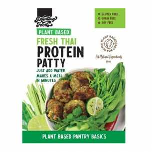 THE GLUTEN FREE FOOD CO. Protein Patty Mix - Fresh Thai 200g