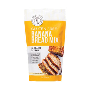 THE GLUTEN FREE FOOD CO. Banana Bread Mix - 400g