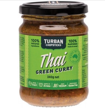 Turban Chopsticks Curry Paste - Thai Green Curry 240g