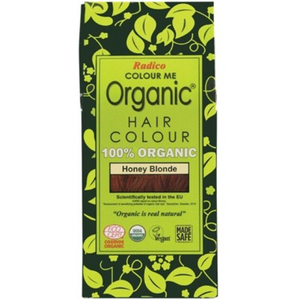Radico Colour Me Organic - Hair Colour Powder - Honey Blonde 100g