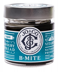 Jo & Co Foods B- Mite B Vitamin Savoury Spread 210g
