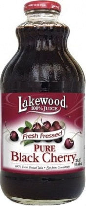 Lakewood Black Cherry Juice Non-Organic 946ml