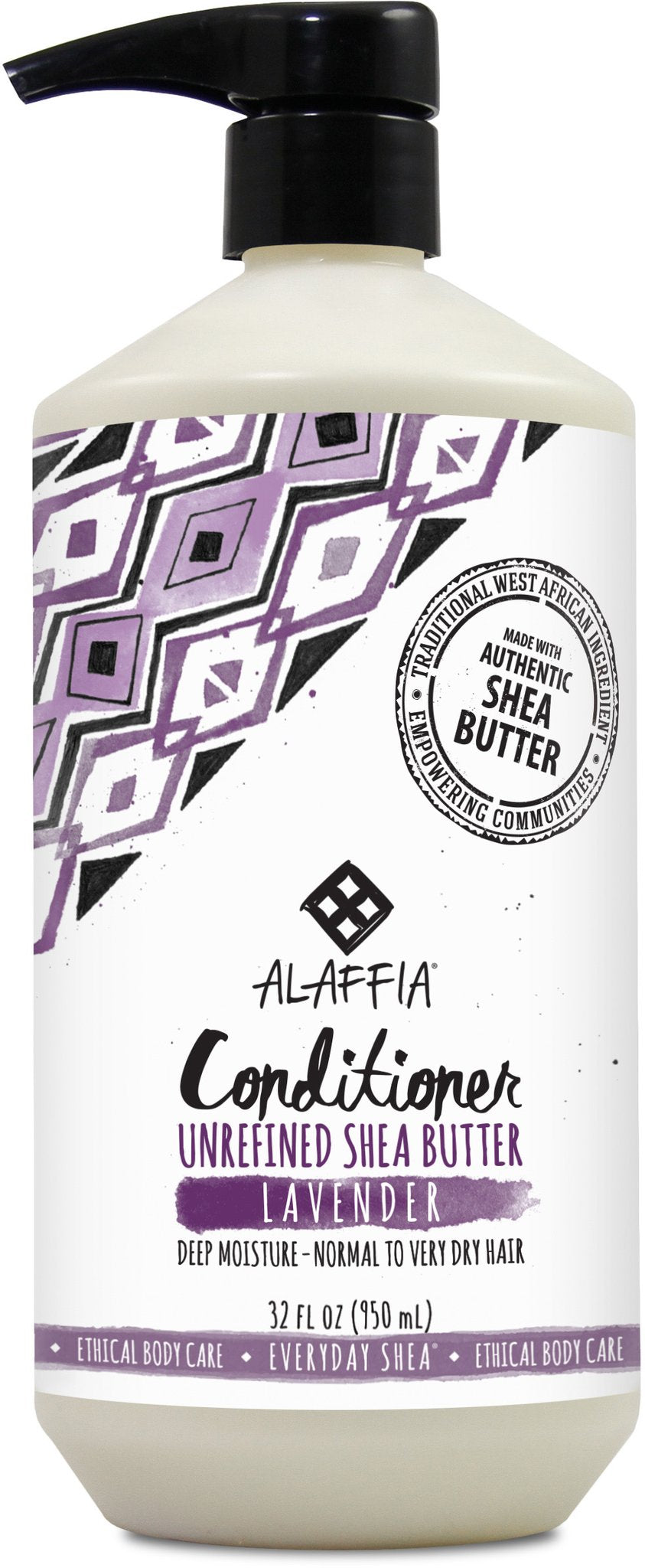ALAFFIA Everyday Shea Lavender Conditioner 950ml