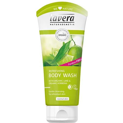 Lavera Body Wash Refreshing Lime & Verbana 200ml