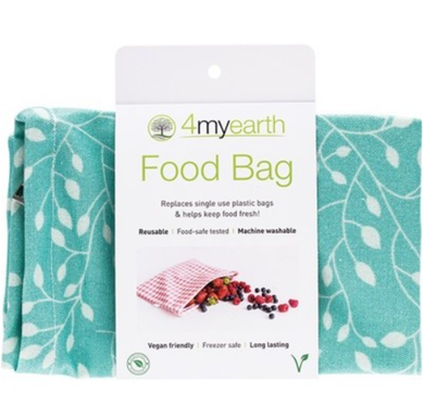 4MyEarth Food Bag Leaf  - 25x20cm - 1