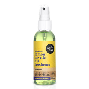 Simply Clean Lemon Myrtle Air Freshener 125ml
