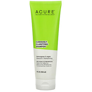 ACURE Curiously Clarifying Shampoo - Lemongrass - 236.5ml
