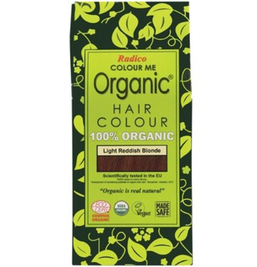 Radico Colour Me Organic - Hair Colour Powder - Light Red Blonde 100g