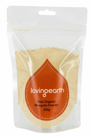 Loving Earth Raw Organic Mesquite Powder