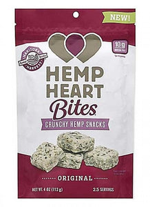 Manitoba Harvest Hemp Heart Bites Original 113g