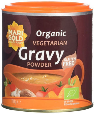 Marigold Health Foods Gravy Powder Vegetarian 110g