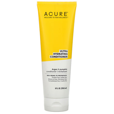 ACURE Mega Moisture Conditioner - Argan - 236.5ml