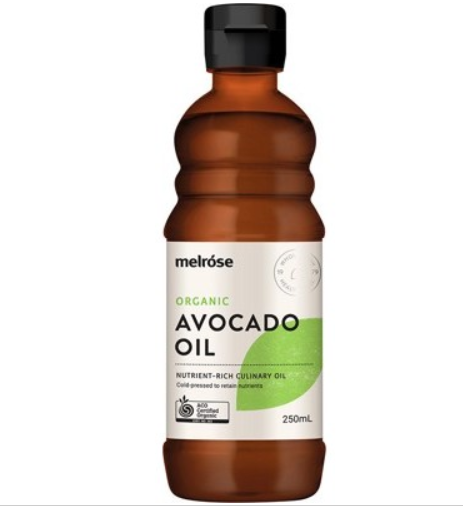 Melrose Organic Avocado Oil 250ml