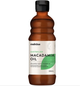 Melrose Macadamia Oil 250ml