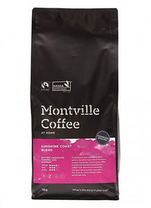 Montville Coffee Sunshine Coast Blend Espresso