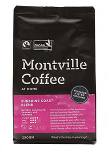 Montville Coffee Sunshine Coast Blend Plunger