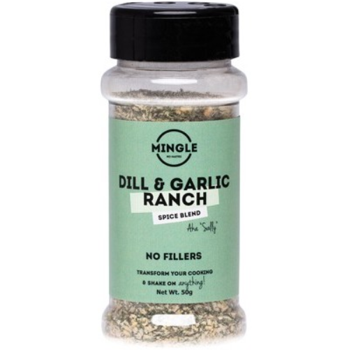 Mingle Natural Seasoning Blend Dill & Garlic Ranch (Sally) - 50g