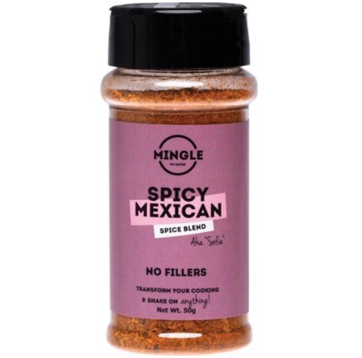Mingle - Natural Seasoning Blend Spicy Mexican (Sofia) - 50g