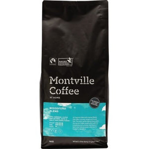 Montville Coffee Woodford Blend Plunger (Ground)