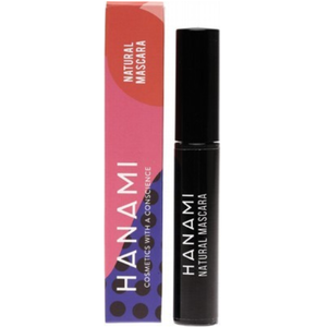 HANAMI Natural Mascara Black - 8g