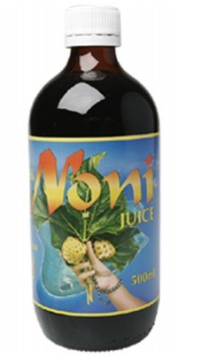 Cook Islands 100% Noni Juice 500ml