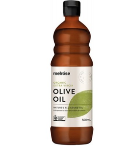 Melrose Olive Oil Organic 500ml