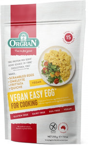 Orgran Easy Vegan Egg 250g
