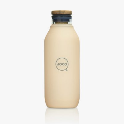 Joco Reusable Drinking Flask  20oz - Amberlight 600ml
