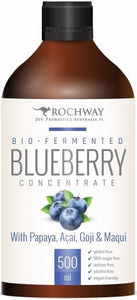 Rochway Bio Fermented Blueberry Concentrate 500ml