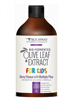 Rochway Bio Fermented Olive Leaf Extract For Kids (Berry) 200ml