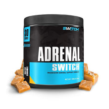 Switch Nutrition - Magnesium Adrenal Support Formula -Salted Caramel 30 Serves