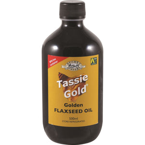 Stoney Creek TassieGold Flaxseed Oil 500ml