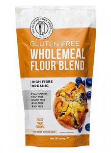 THE GLUTEN FREE FOOD CO. Wholemeal Flour Blend Mix - 400g