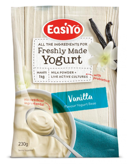EasiYo Everyday Vanilla 230g