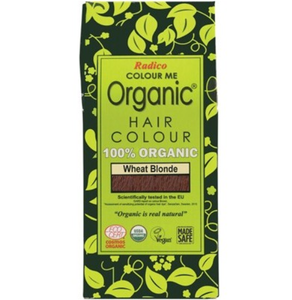 Radico Colour Me Organic - Hair Colour Powder - Wheat Blonde 100g
