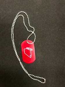 VEGA$ support dog tags
