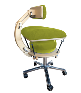 Språng Chair 2.0 - Deluxe Edition | Citron Green Linen