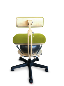 Språng Chair 2.0 - Most Popular | Citron Green Linen