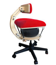 Språng Chair 2.0 - Most Popular | Rosso Corsa Red Yoga Stretch