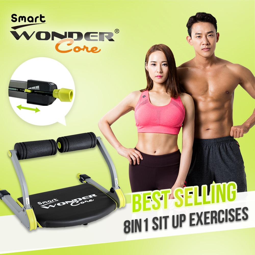 Wonder Core Smart – REVIEW