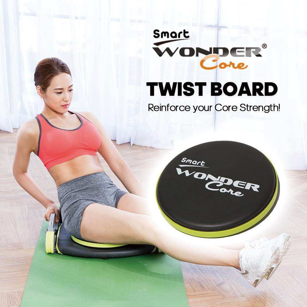Twist Board – Amazing Reinforcement for Core Strength